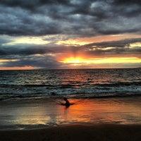 Photo taken at Wailea Beach by Joshua R. on 7/23/2013