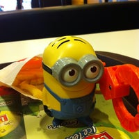 Photo taken at McDonald's by Emese B. on 7/3/2013