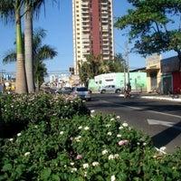 Photo taken at Jardim América by Raphael F. on 12/8/2012
