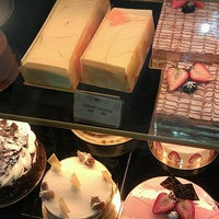 Photo taken at Cannelle Patisserie by Selena M. on 4/14/2013