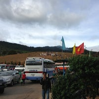 Photo taken at LangBiang Hill by Cuong_CVN on 12/30/2012