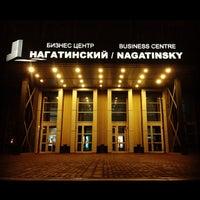 Photo taken at БЦ «Нагатинский» by Ilya I. on 10/8/2013