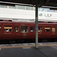 Photo taken at しなの鉄道 上田駅 by Tomoyuki H. on 9/17/2016