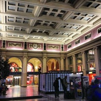 Photo taken at Waterfront Station by Tomoki Y. on 1/26/2013