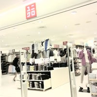 Photo taken at UNIQLO by weisi a. on 7/19/2014