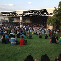 Photo taken at Gexa Energy Pavilion by Jay r S. on 7/29/2013