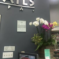 Photo taken at Happy Nails & Spa by Augusta B. on 1/9/2016