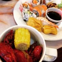 Photo taken at Hibachi Grill & Supreme Buffet by Zach L. on 11/26/2015