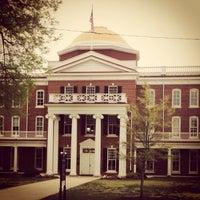 Photo taken at Longwood University by Laura W. on 4/22/2014