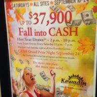 Photo taken at Kewadin Casino by Savannah R. on 9/4/2016