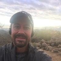 Photo taken at Sunrise Peak by Shep P. on 12/24/2016