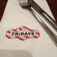 Photo taken at TGI Fridays by Cecille M. on 6/30/2013