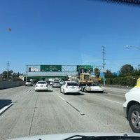 Photo taken at Interchange @ SR 57 & SR 91 by Charles C. on 2/27/2013