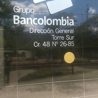 Photo taken at Bancolombia Dirección General by Paco T. on 5/23/2016