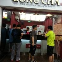 Photo taken at KOI Café by Chen Y. on 4/27/2013
