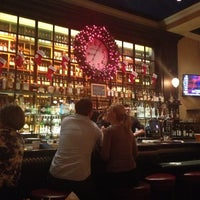 Photo taken at Left Bank Brasserie by Princess Susannah G. on 12/5/2012