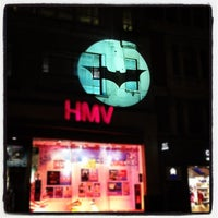 Photo taken at hmv by B P. on 12/7/2012