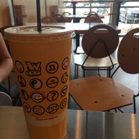 Photo taken at Which Wich? Superior Sandwiches by B P. on 5/31/2016