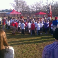 Photo taken at Richland Elementary by Troy B. on 3/28/2013