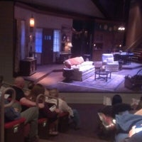 Photo taken at American Heartland Theatre by Bradley S. on 9/30/2012