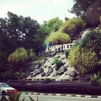 Photo taken at pintu gerbang bandar melaka by Apai T. on 12/6/2013