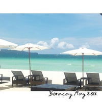 Photo taken at White House Resort Boracay by Dennis B. on 5/19/2013