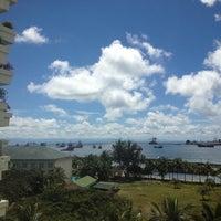 Photo taken at Grand Dorsett Labuan Hotel by Normawati Abd Basit on 12/9/2012
