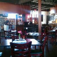 Photo taken at Sweet Grass Restaurant by Curt P. on 10/11/2012