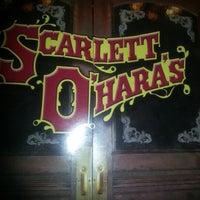 Photo taken at Scarlett O'Hara's by Chaz V. on 1/12/2013