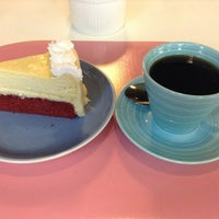 Photo taken at The Cake Box by Aiko B. on 8/13/2013