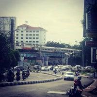 Photo taken at Kali Code by Rizki R. on 12/10/2014