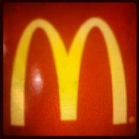 Photo taken at McDonald's by Balázs N. on 10/19/2012