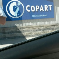 Photo taken at Copart by Arnold D. on 5/6/2016