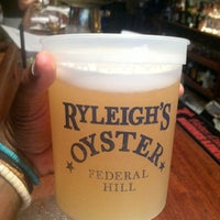 Photo taken at Ryleigh's Oyster by Kei on 7/6/2013