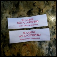Photo taken at Panda Express by Cat D. on 5/12/2013