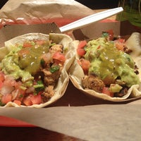 Photo taken at Dos Toros Taqueria by Vinnie R. on 5/17/2013