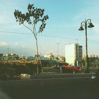 Photo taken at Bến Bình Đông by Nowhere A. on 2/3/2013