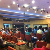 Photo taken at GBI PRJ - ICC by Ferandy T. on 11/11/2012