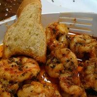 Photo taken at Par-k Seafood by D'Ann C. on 10/17/2012