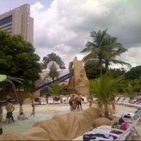 Photo taken at Parque Dunas by Luis Fer M. on 10/13/2012