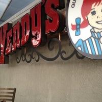 Photo taken at Wendy's by Jeff V. on 10/16/2012