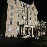 Photo taken at Trans-Allegheny Lunatic Asylum by Mark S. on 10/11/2015