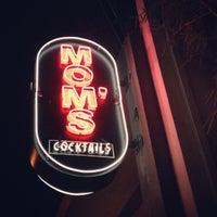 Photo taken at Mom's Bar & Lounge by John N. on 1/6/2013