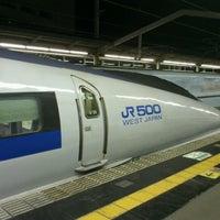 Photo taken at JR 姫路駅 11番ホーム by Tatsuya D. on 9/28/2012