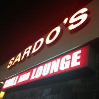 Photo taken at Sardo's by Veronica B. on 1/10/2013