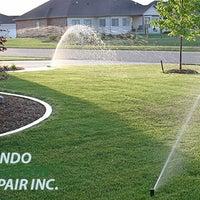 Photo taken at Orlando Irrigation Repair Inc. by Matt J. on 4/23/2015
