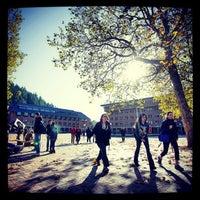 Photo taken at Red Square by Western Washington University M. on 11/8/2012