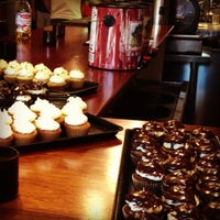 Photo taken at Mugshots Coffeehouse by Eat Drink & Be Philly o. on 5/16/2013