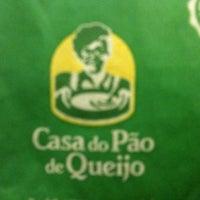 Photo taken at Casa do Pão de Queijo by Waleska M. on 8/15/2014