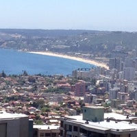 Photo taken at Viña del Mar by Irina B. on 11/24/2012